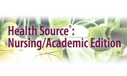 Health Source - Nursing/Academic Edition (EBSCO)