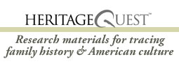 Heritage Quest (ProQuest)